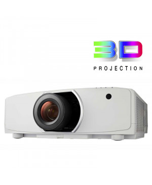 NEC PA803U WUXGA 8000A 10000:1 LCD projektor