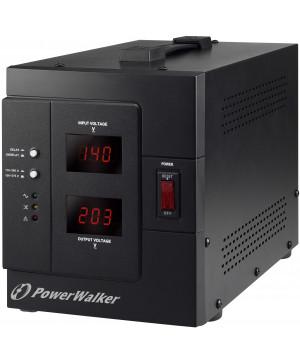POWERWALKER AVR 3000/SIV 3000VA 2400W samodejni regulator napetosti