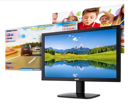 acer računalniški monitor KA odzivni čas