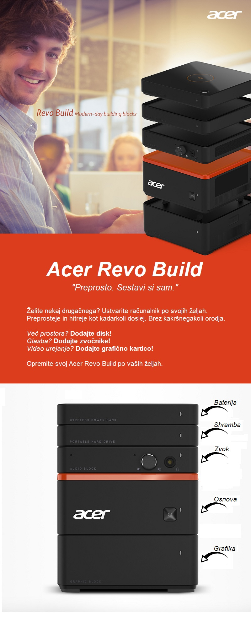acer revo build m2 601 mini pc