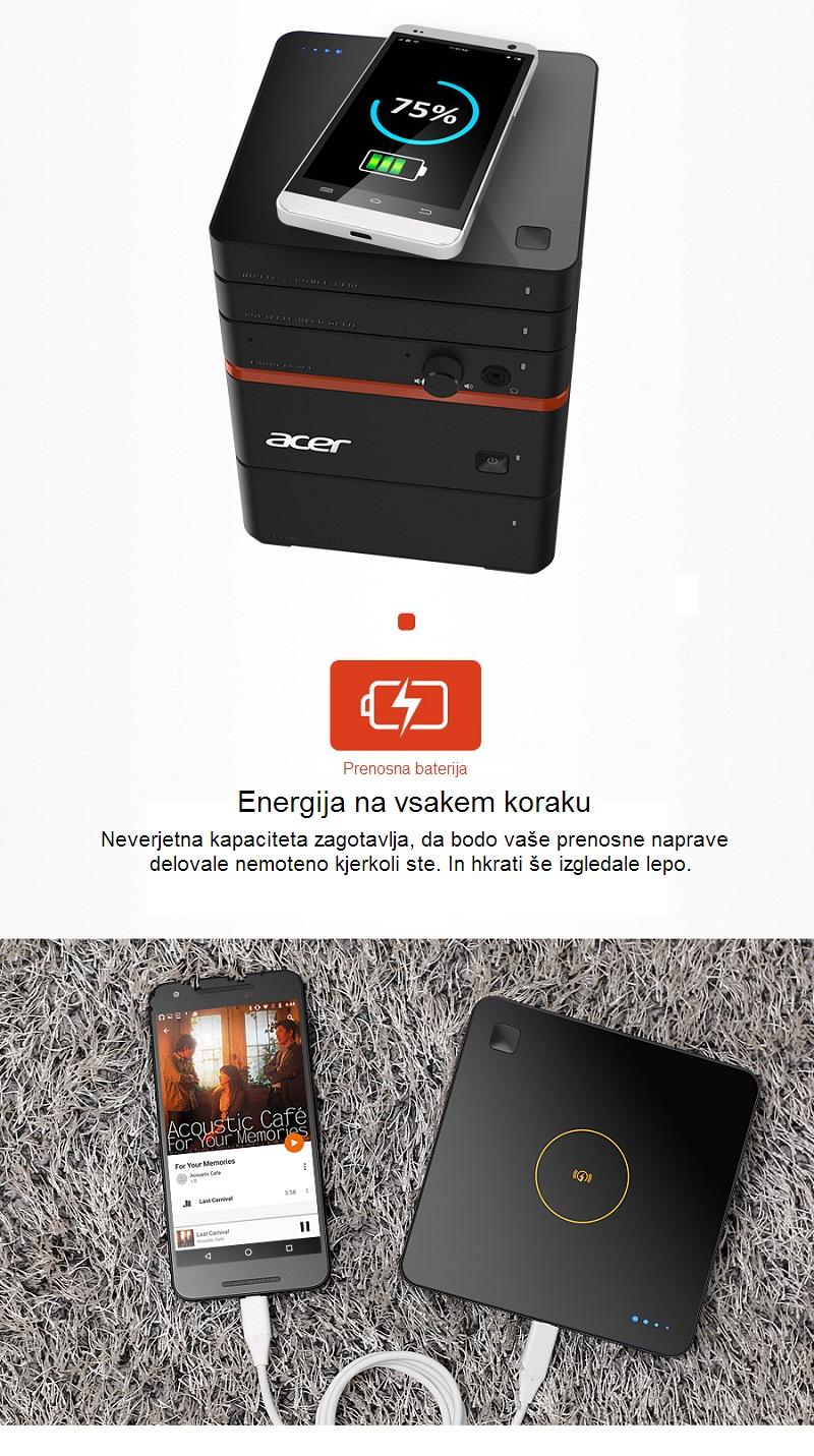 acer revo build m2 601 baterija