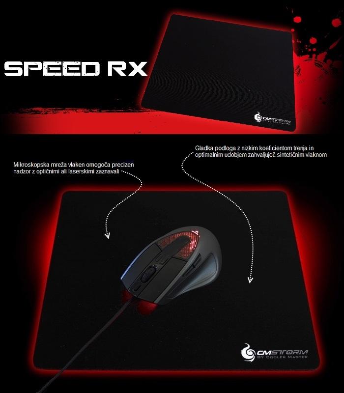cooler master storm speed rx large podloga za miš