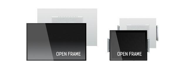 iiyama open frame touch zaslon na dotik