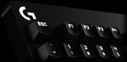 logitech g610 orion keyboard gaming