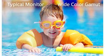 philips monitor 276E7QDSW wide gamut