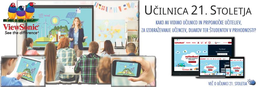 ViewSonic učilnica prihodnosti