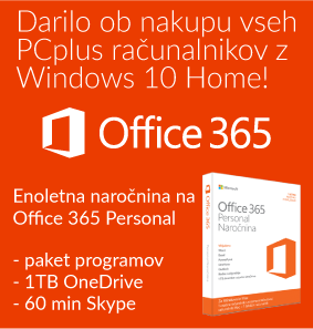 PCplus Office 365 darilo
