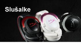 gaming slušalke