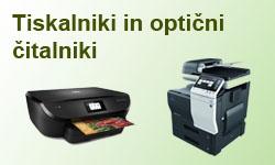 Tiskalnika in optični čitalniki